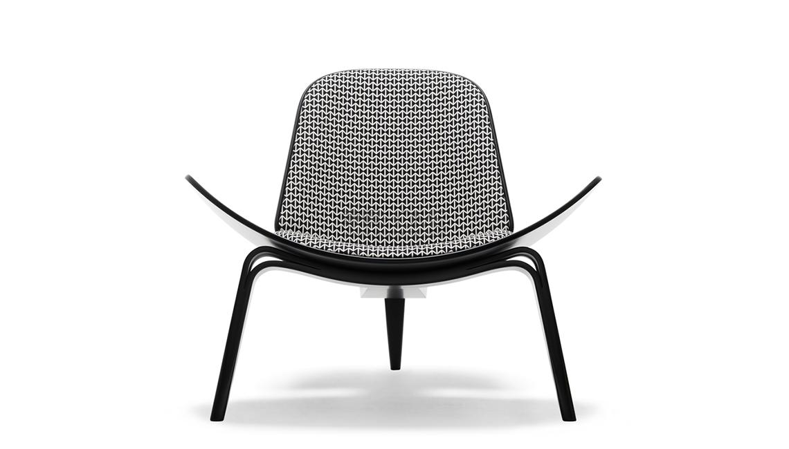 CH07 SHELL CHAIR 休闲椅