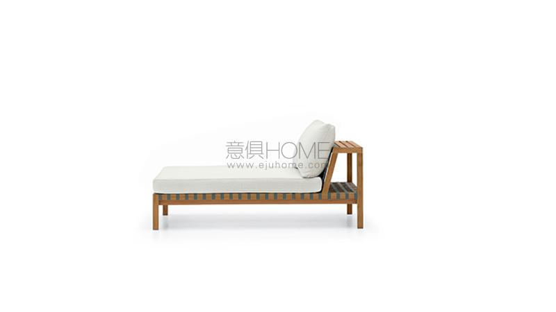 NETWORK 140 module chaise longue 沙发