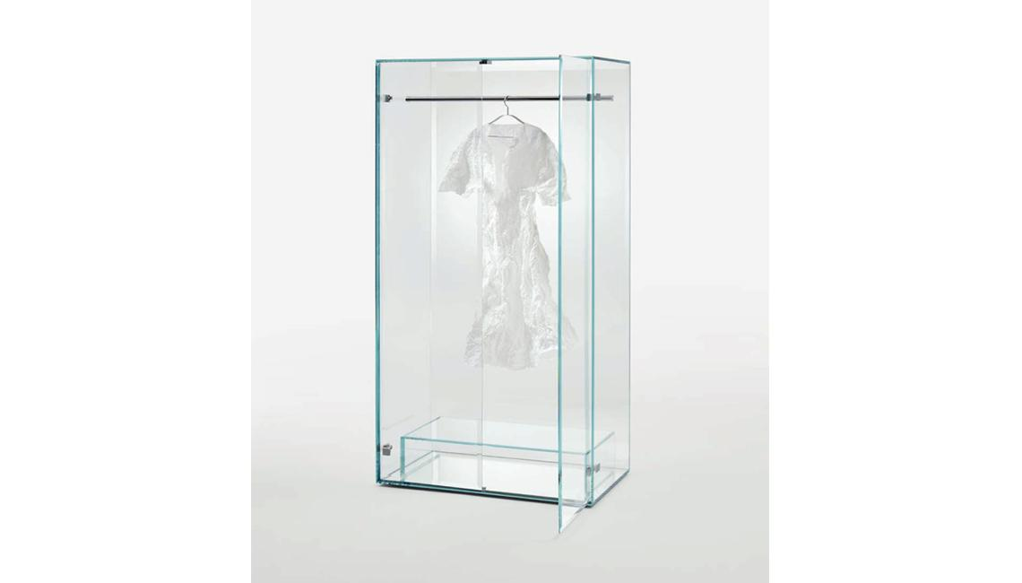 GLASITALIAPRISM GLASS WARDROBE衣柜